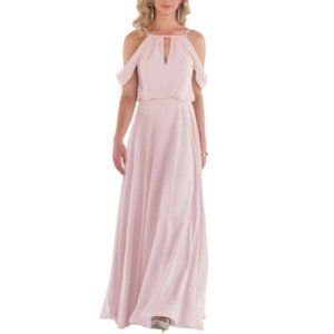 Sorella Vita Off the Shoulder Maxi Gown 14